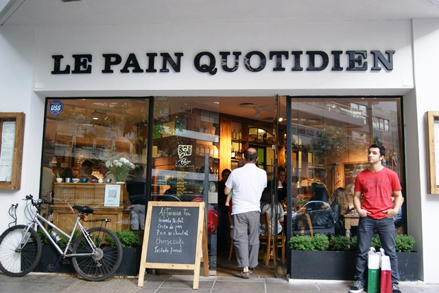 Le Pain Quotidien, o restaurante mais charmoso de SP!